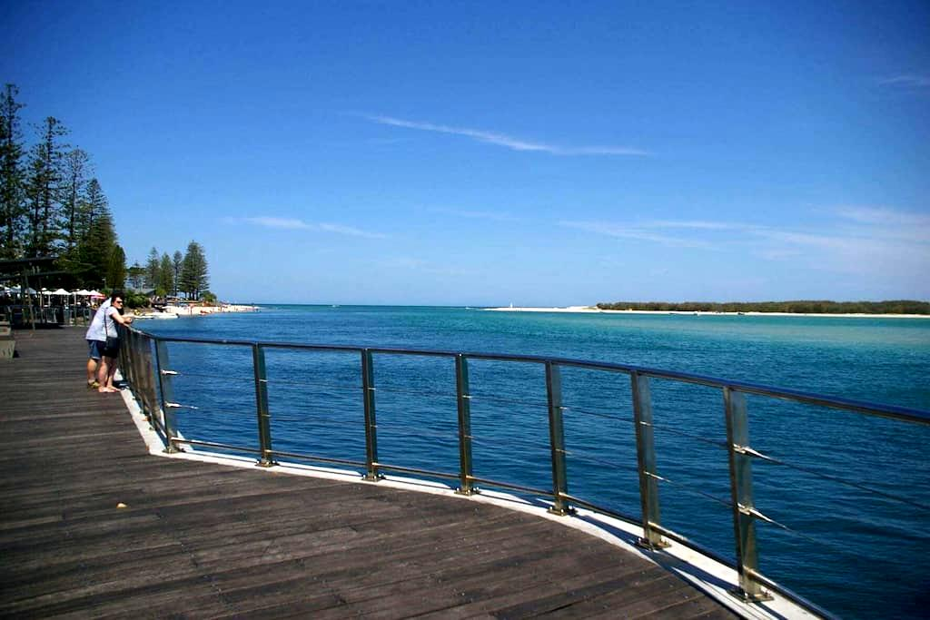 Budget, Centrally Located, Pet Friendly. - Caloundra - Guesthouse