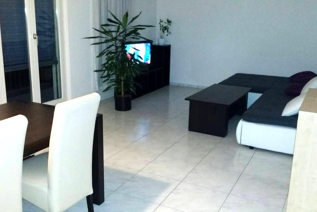 Helle, gemütliche  Wohnung inkl. Pp - Windisch - Apartamento