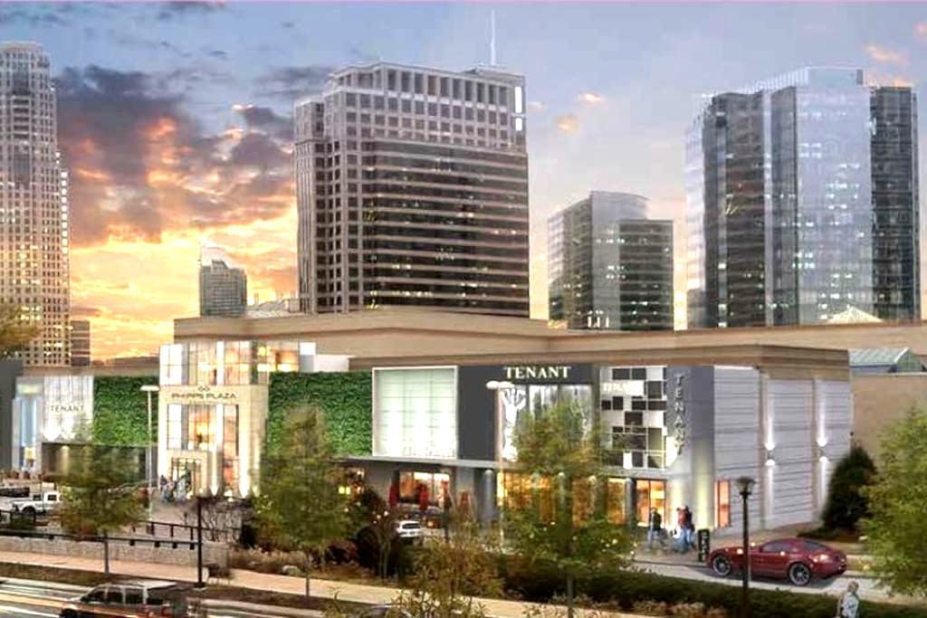 Amazing Luxury High Rise- Buckhead - Atlanta - Condominium