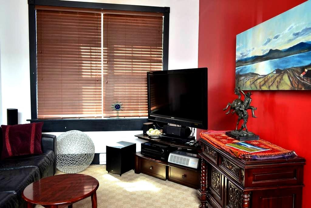 The Marbella Apartment Hotel  #203 ALLEY CAT - Penticton - Pis