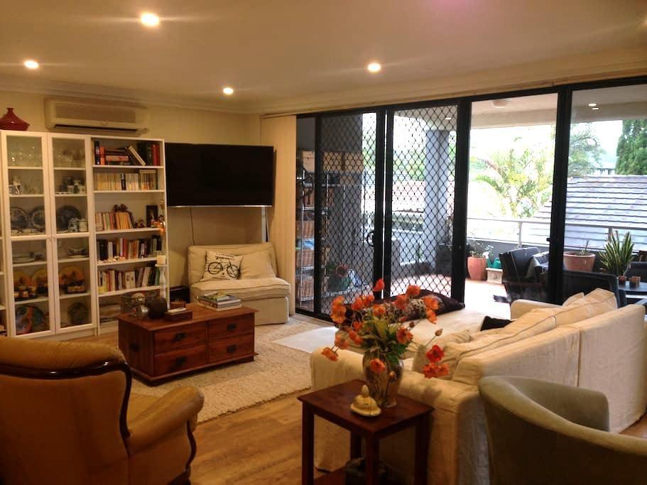 Mod,roomy,3mins to beach.Convenient - Umina Beach - Apartment