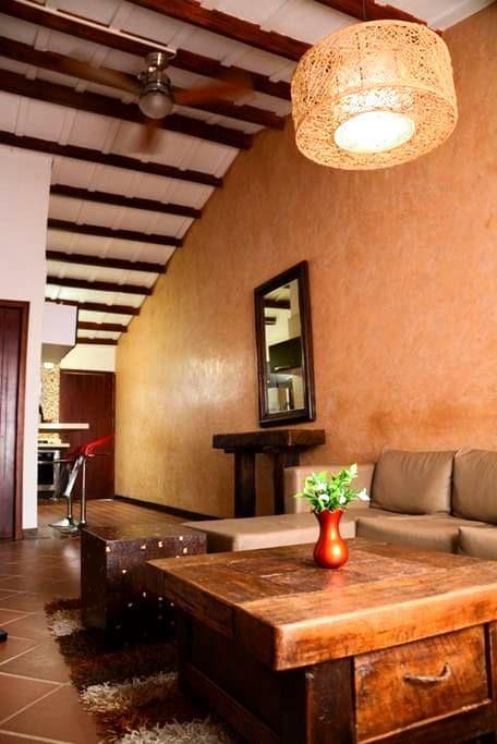 Cheap and Cozy Bedroom - Cartagena - Apartamento