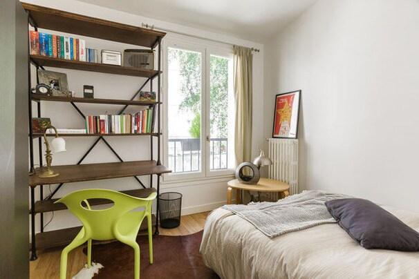 Chambre Maison duplex, Paris 10