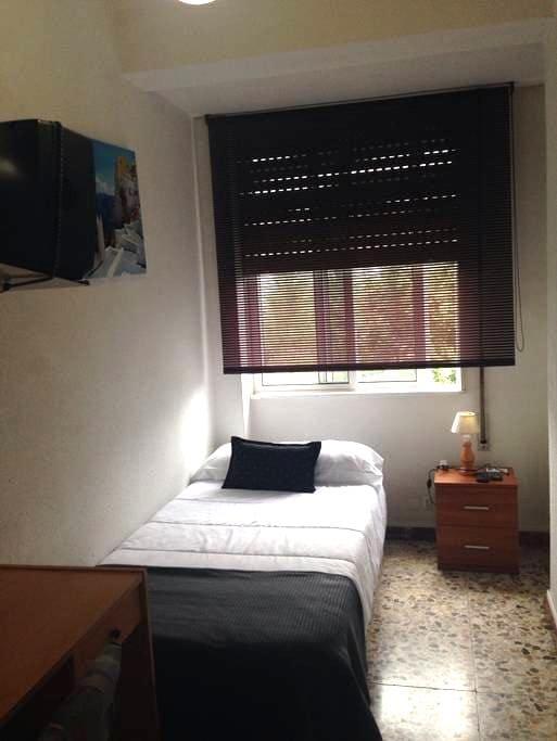 Individual exterior baño compartido 105 - Ferrol - Bed & Breakfast
