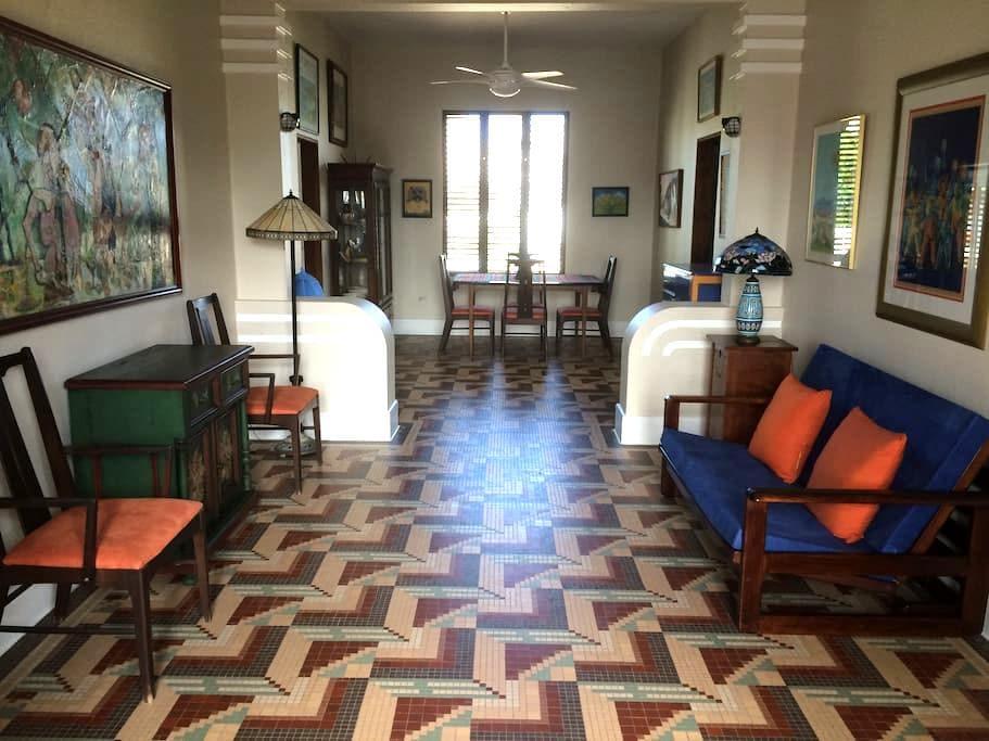 Blue Room - Art Deco Paradise - San Juan - Lägenhet