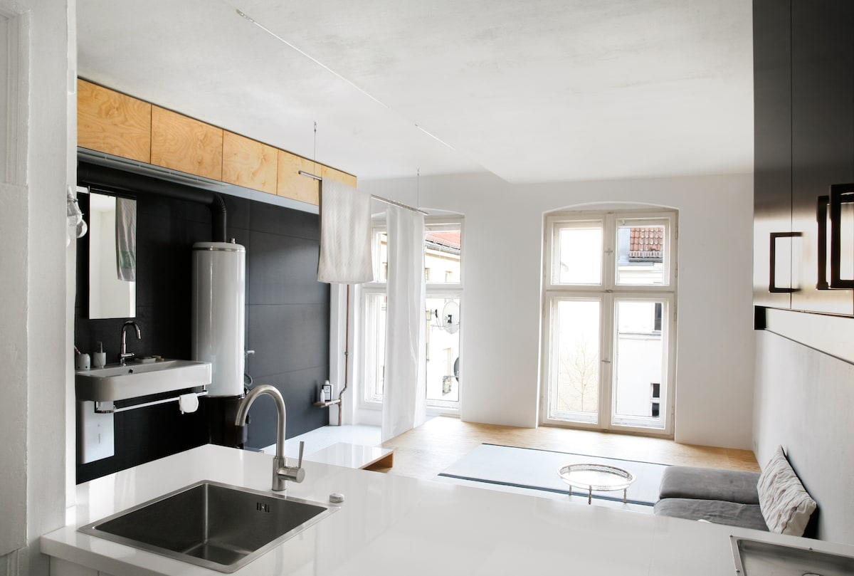 Apartment 100% Berlin Kreuzberg 36