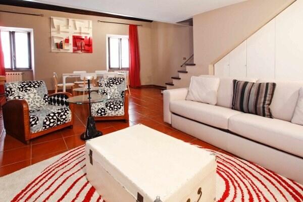 Design apartment in Trastevere