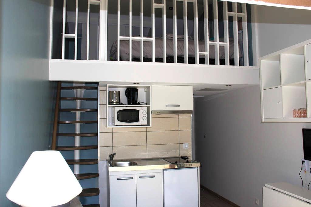 Le Studio - Biganos - Apartment