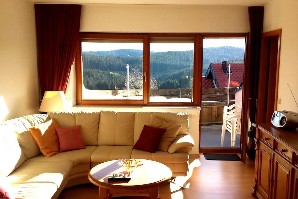 Ferienwohnung STERN (4 - 5 Pers.) - Schonach im Schwarzwald - Apartment