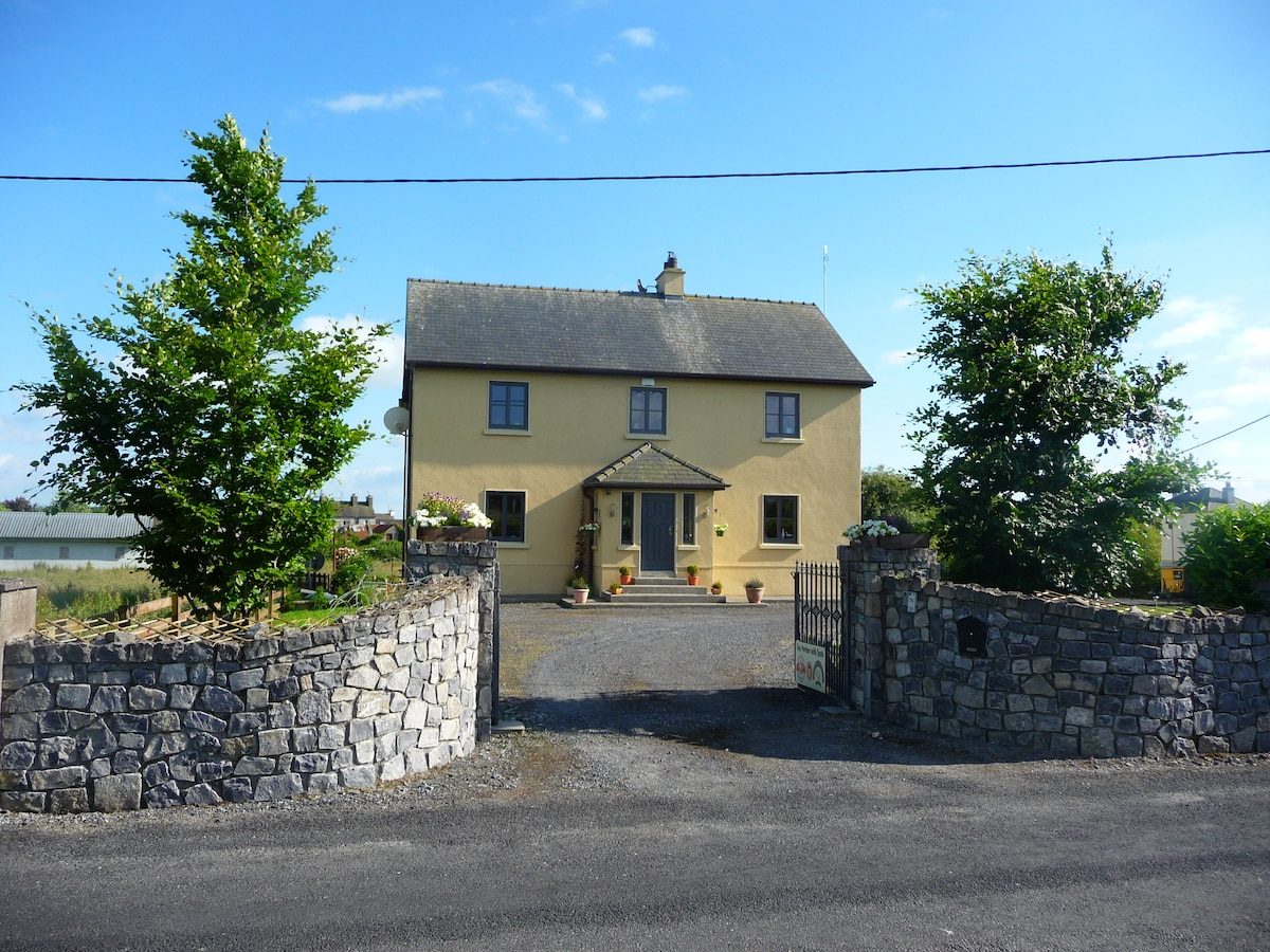 Private Room in Eyrecourt / Shannon