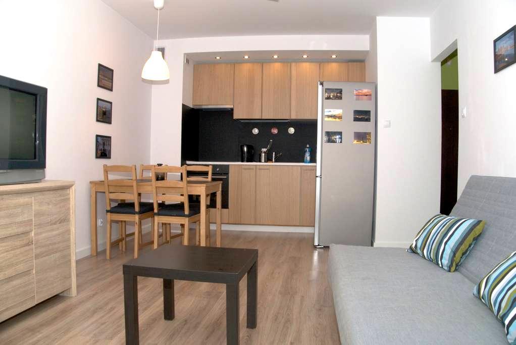 Komfortowe mieszkanie w spokojnej dzielnicy. - Gdańsk - Lägenhet