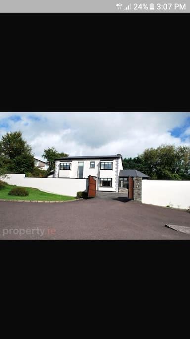 Blarney Heights Lodge (room 1) - Blarney - Rumah