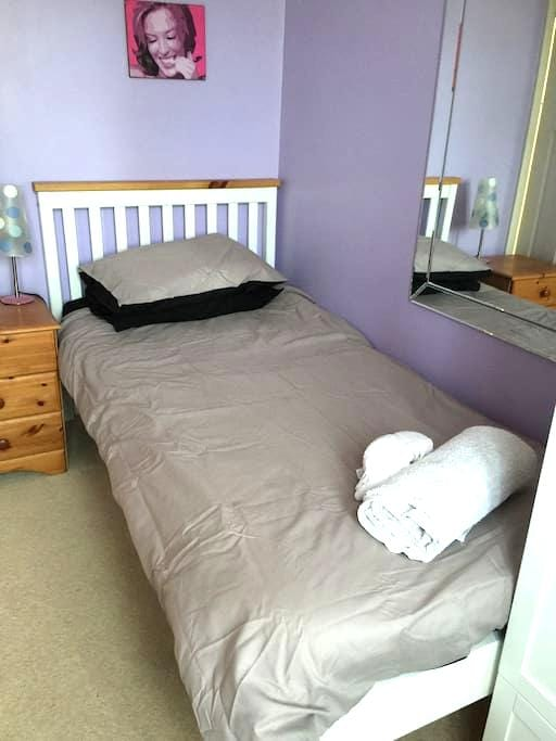 Cosy private room in family home - Londres - Bed & Breakfast