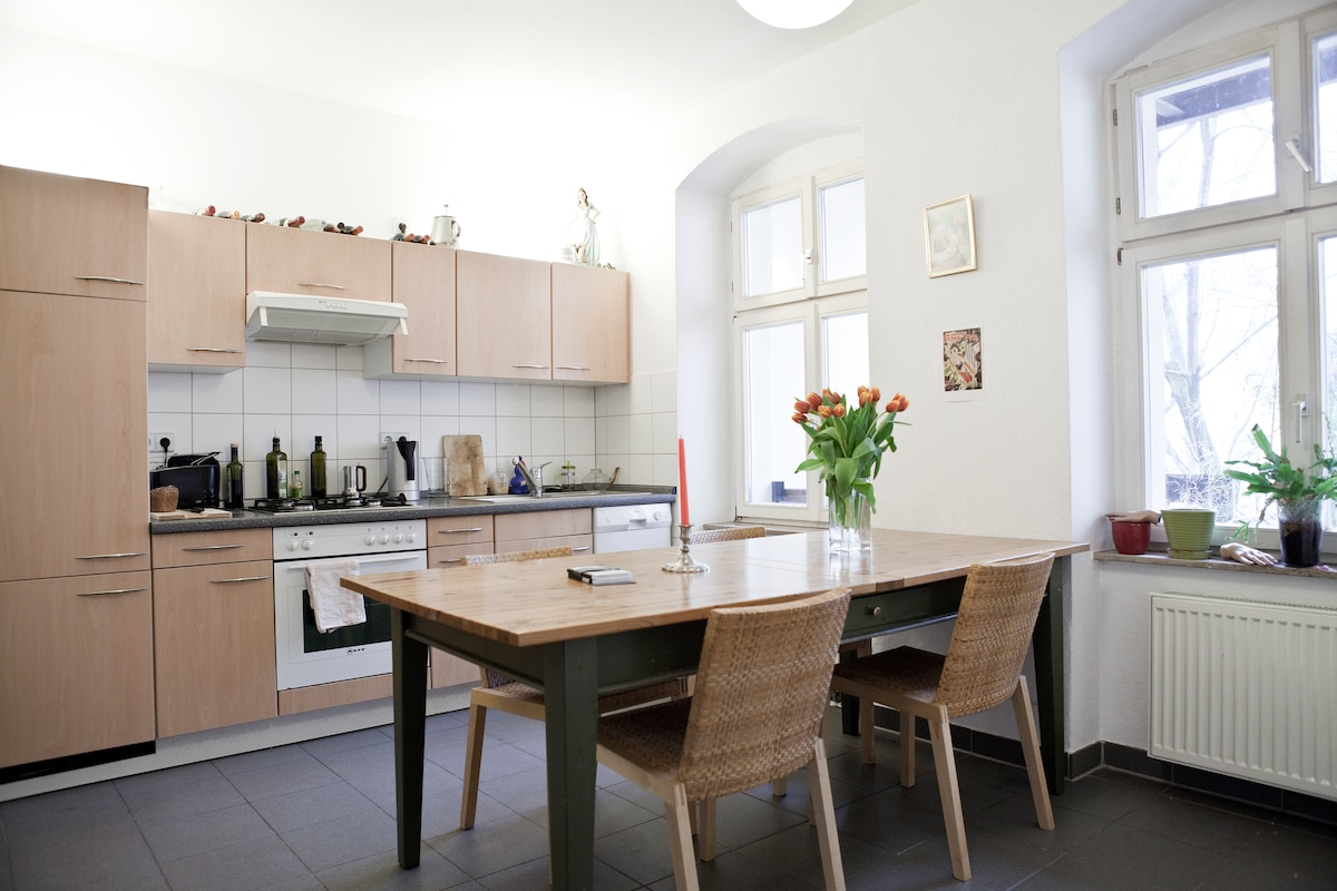 Fantastically located in PrenzlBerg