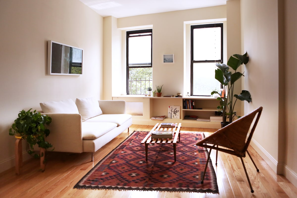 Lovely bright, spacious Nolita apt!