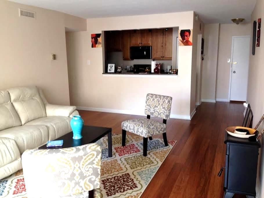 Sara's cozy apartment - Rockville - Appartamento