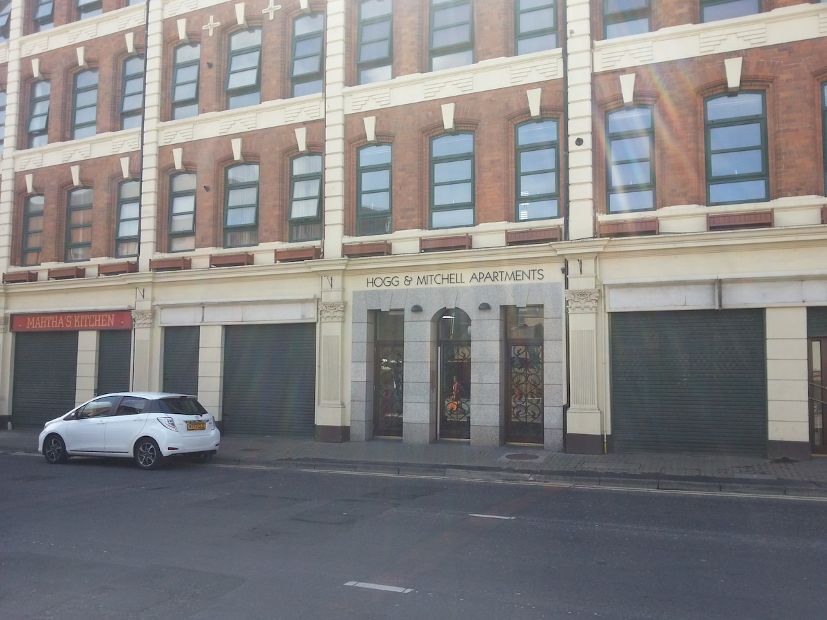 Hogg & Mitchell 2-Bed Apartments