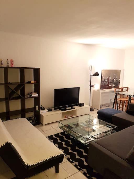 Appartement Moderne et équipé proche Genève - Saint-Julien-en-Genevois - Apartment