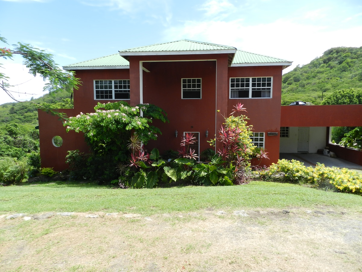Byamshire2 Lovely home in the hills