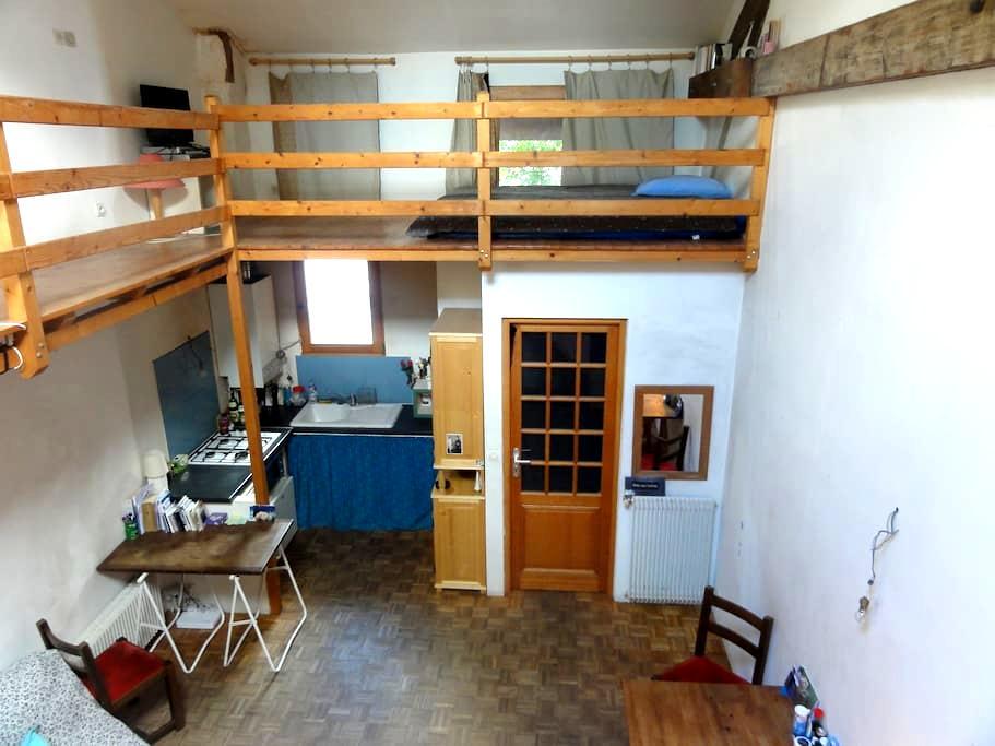 Loft doux calme et lumineux - Montreuil - Loft