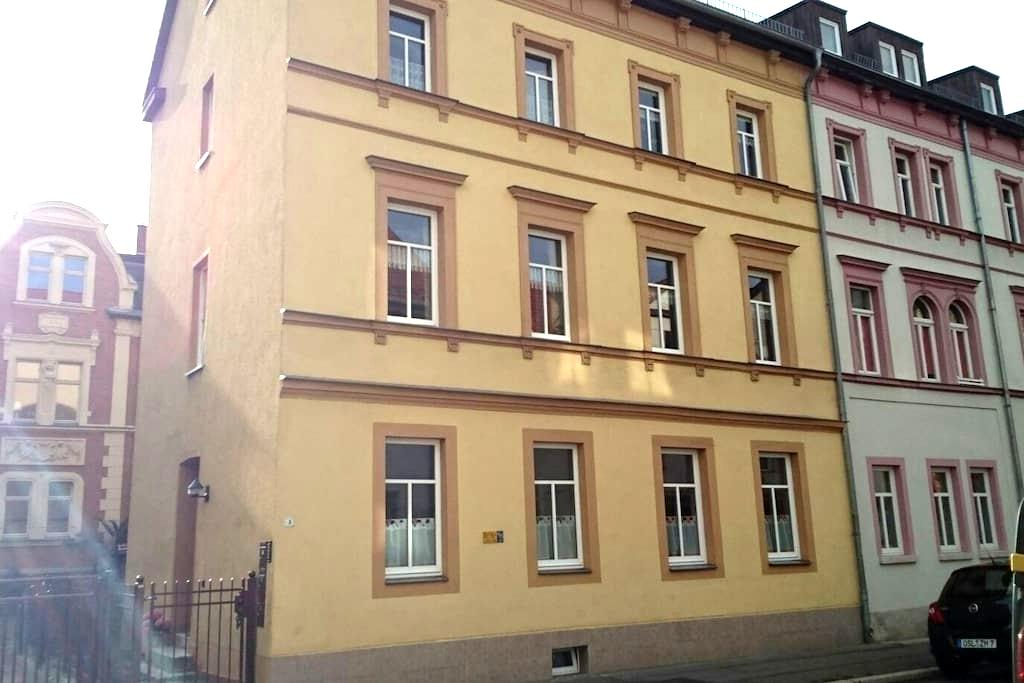 Schöne Erdgeschoßwohnung im Jugendstilhaus - Weimar - Leilighet