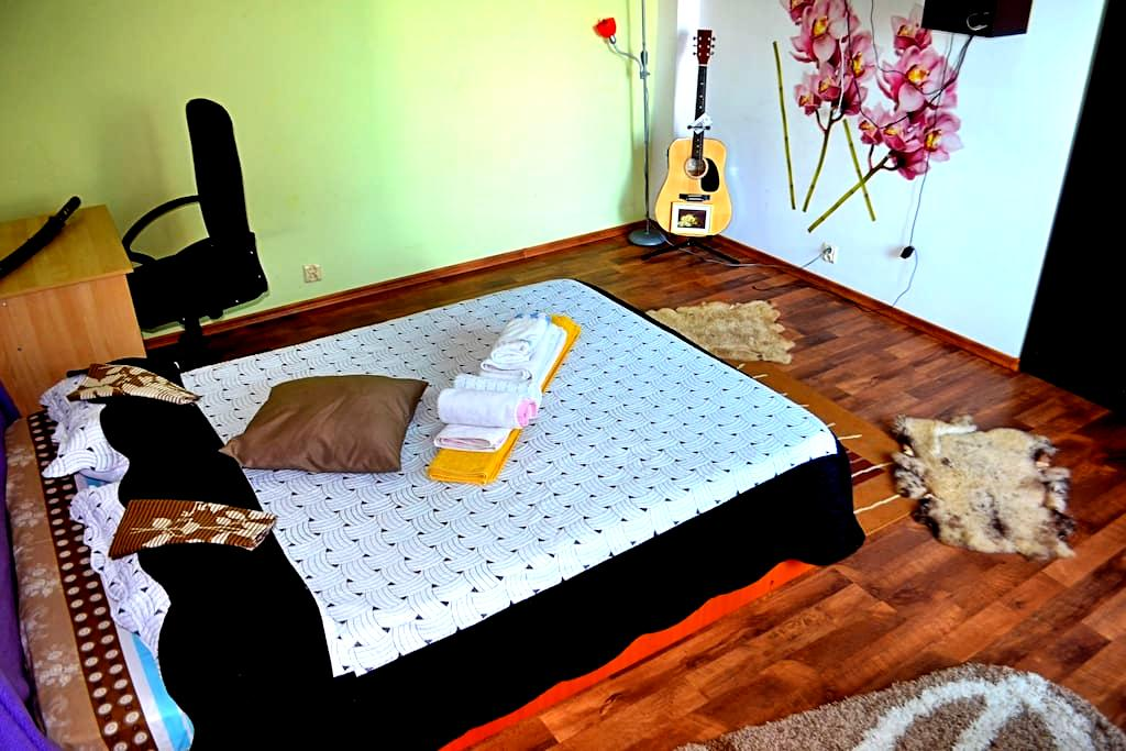 One BedRoomStudio Decebal Central - București - Bed & Breakfast