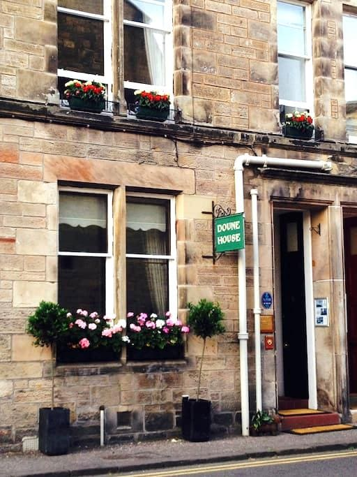 Doune Guest House double room (king) - Saint Andrews - Bed & Breakfast