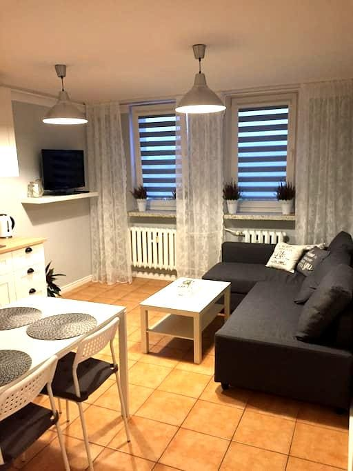 Apartament Oświęcim - Oświęcim - Apartmen