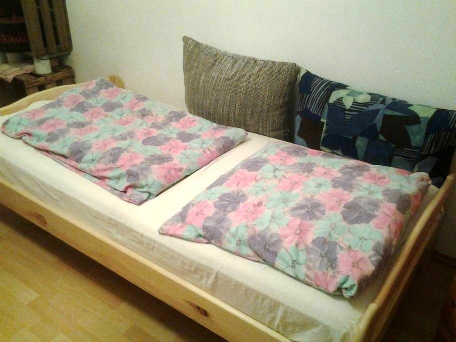 Zimmer im Ostallgäu - Kaufbeuren - 아파트