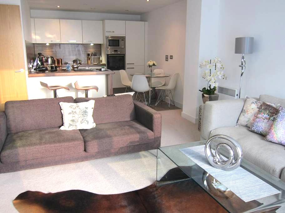 Ensuite room in city centre - Manchester - Apartamento