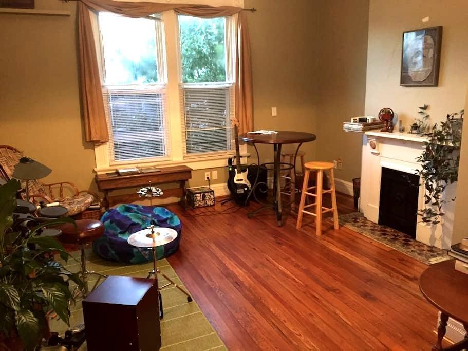 Guest room in Bellevue - Bellevue - Hus