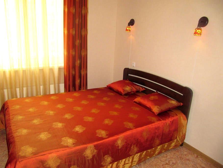 Уютная квартира-студия в новом доме - Nizhnij Novgorod - Lakás