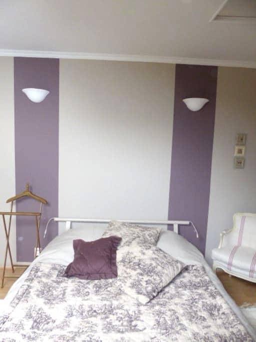 Chambre cosy dans maison de charme - Assesse - Huis