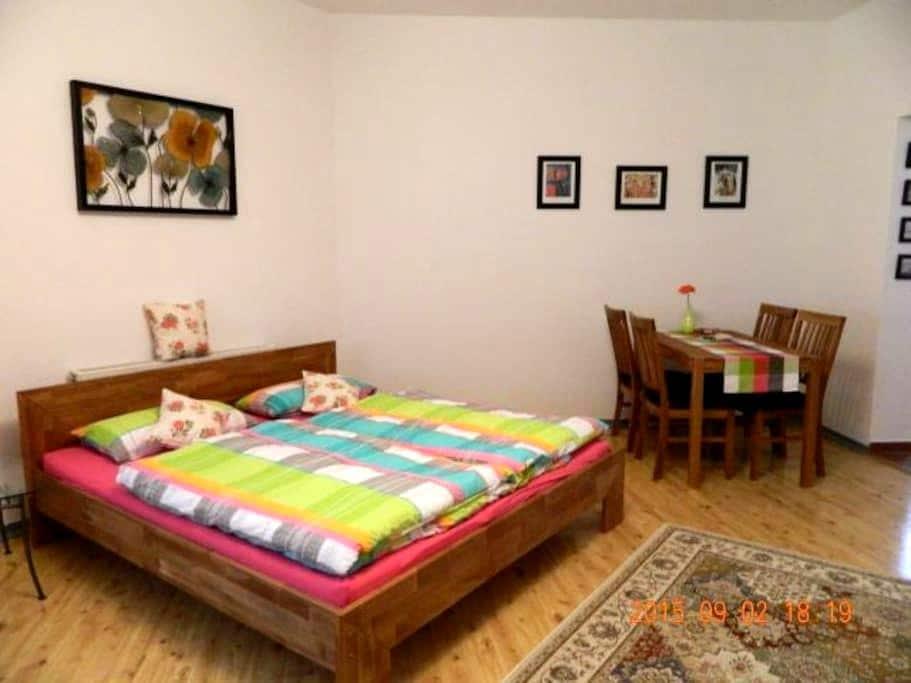 Ferienwohnung Stadtmitte  EG-RECHTS - Kevelaer - Apartament
