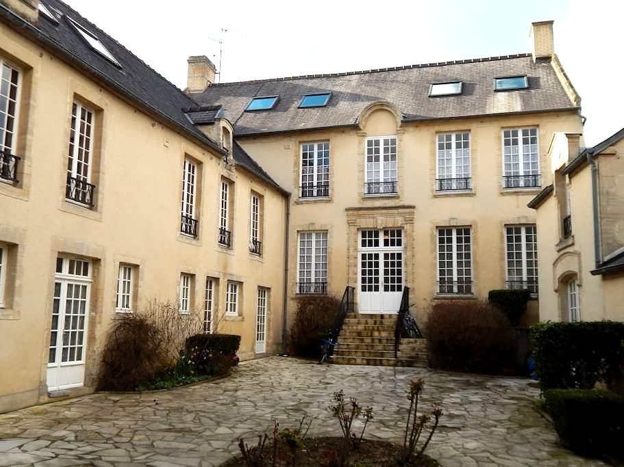 Au coeur du centre historique - Bayeux - Byt