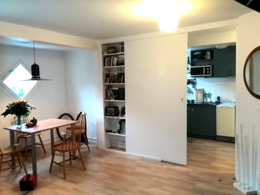 Big Apartment, 10min-> Paris centre - Nanterre - Flat