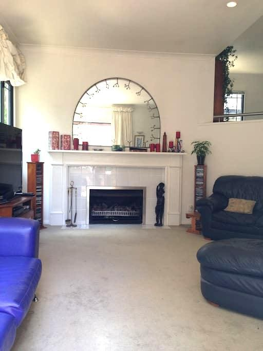 Awesome spacious family home in Epsom close to CBD - Auckland - Hus