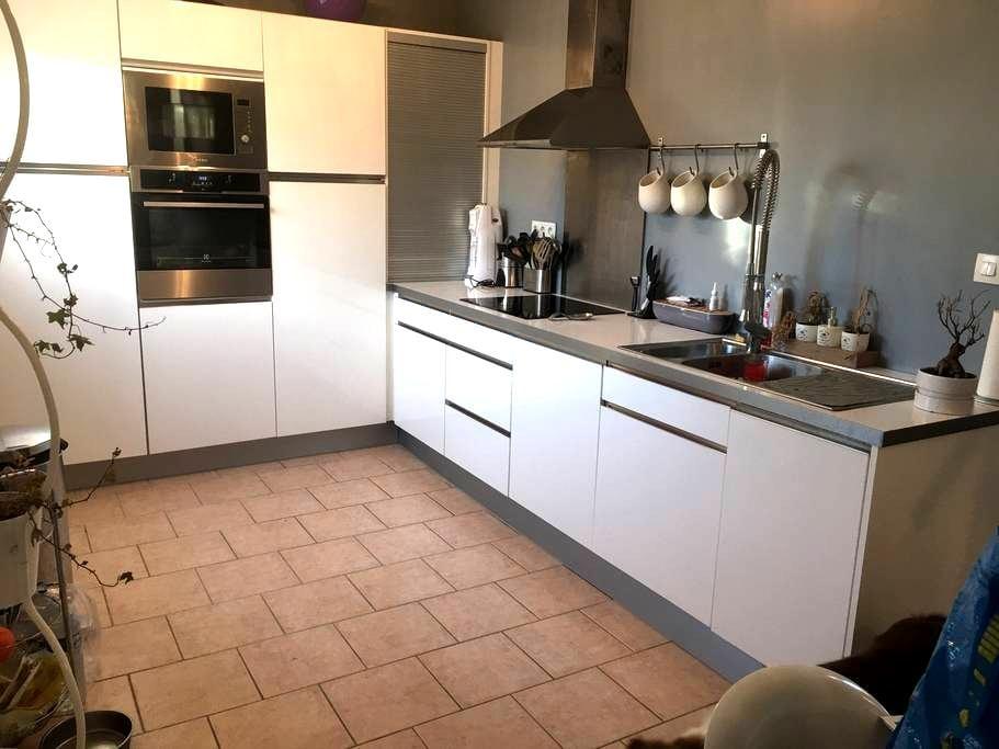 Maison récente - La Bonneville-sur-Iton - 独立屋