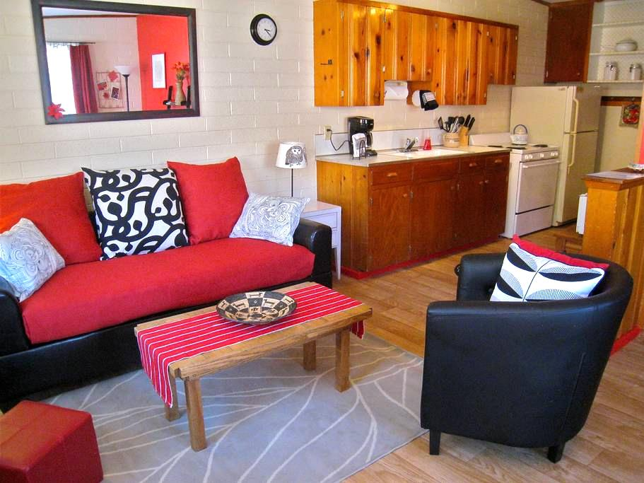 Sweet as Could Be 1 BD Suite B - Moab - Apartamento