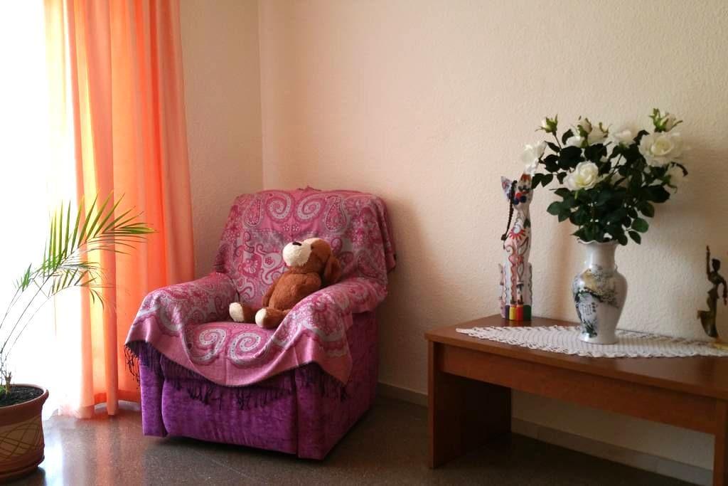 5 minutos del aeropuerto - Limpio y cómodo - Torrellano - Appartamento