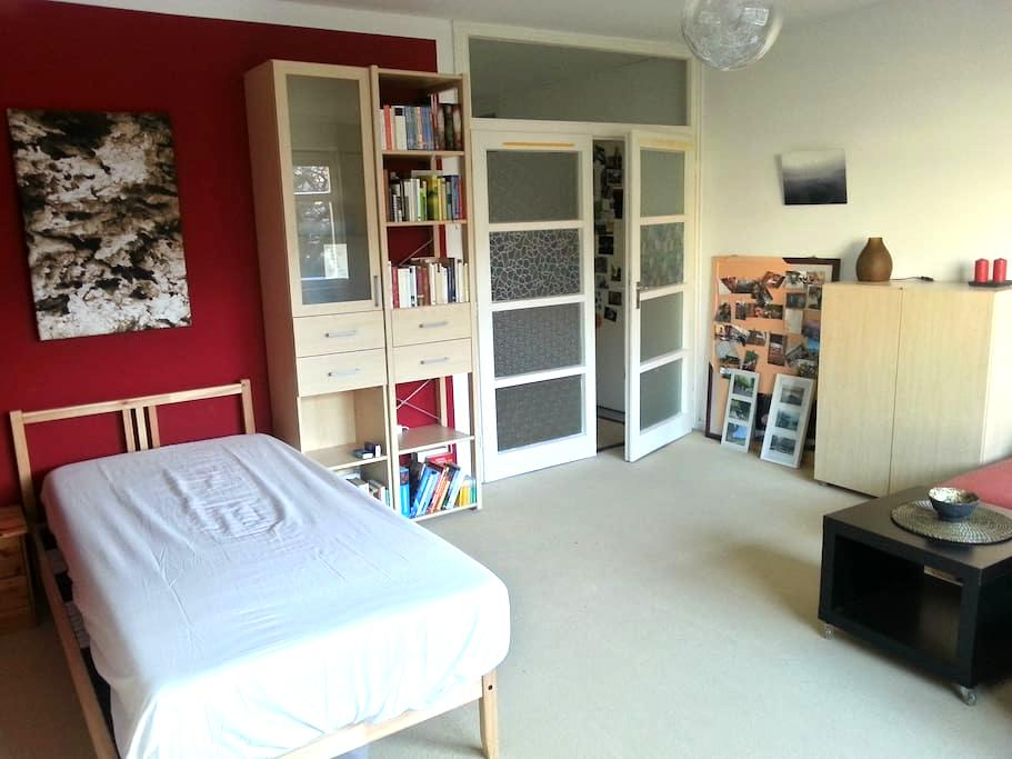 quiet room centrally located - Berlin - Leilighet