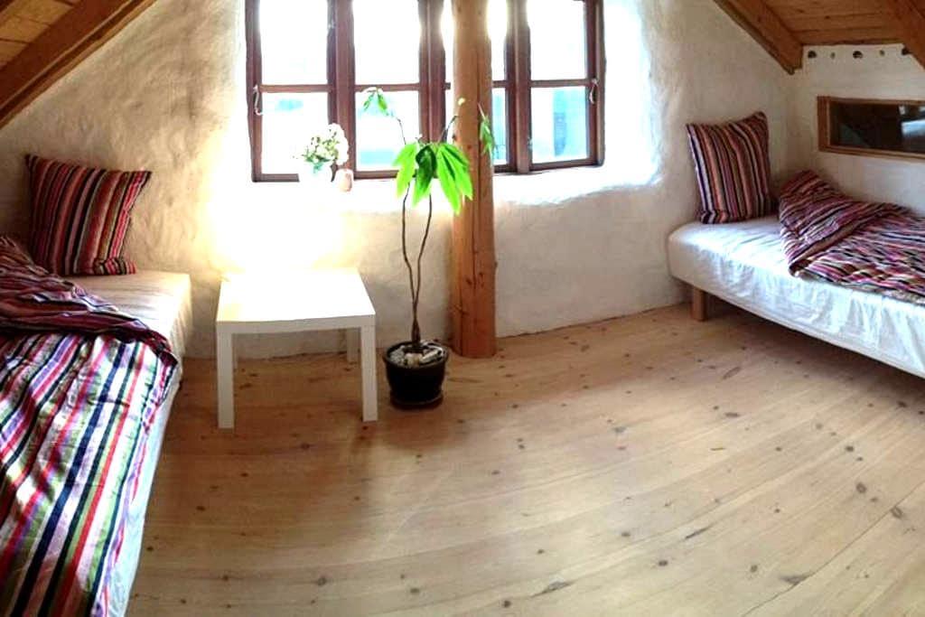 Skovdalen3 - hygge og bæredygtighed - Nørre Snede - Bed & Breakfast