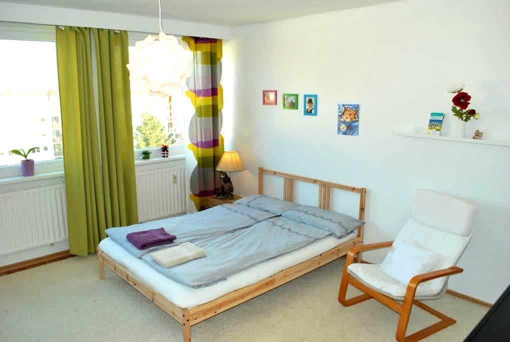 Gemütliches Gästezimmer in Berlin-Tempelhof - Berlijn - Appartement