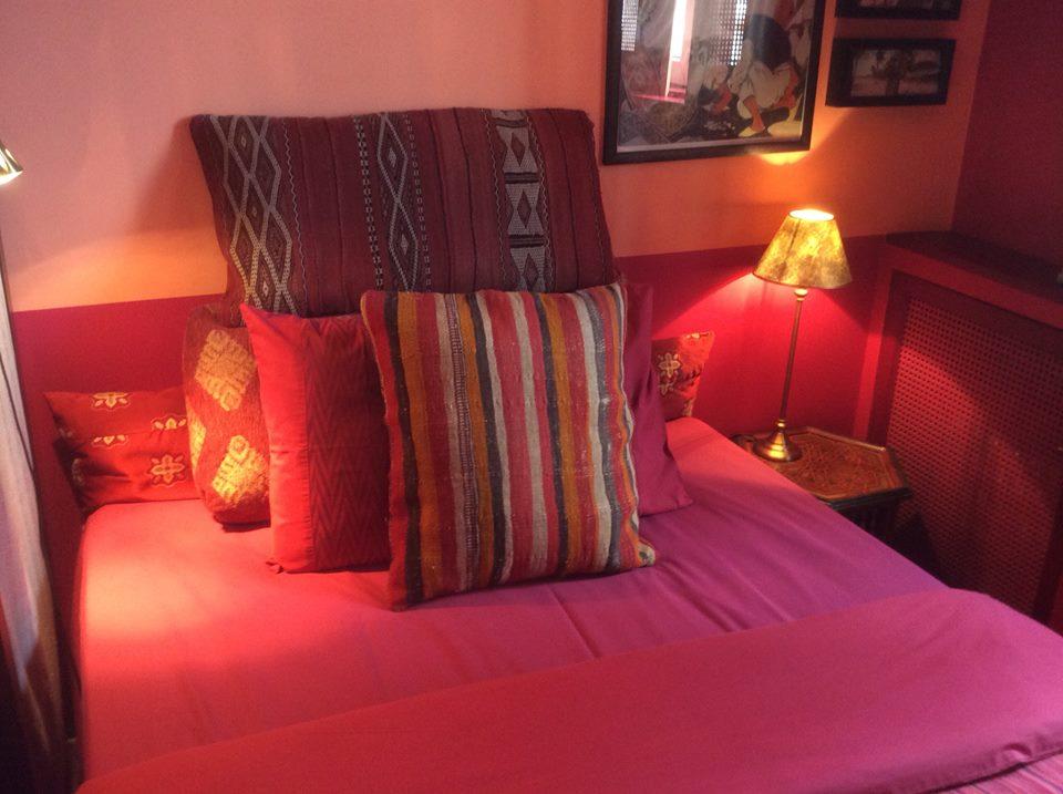 A Central London Maroc Retreat