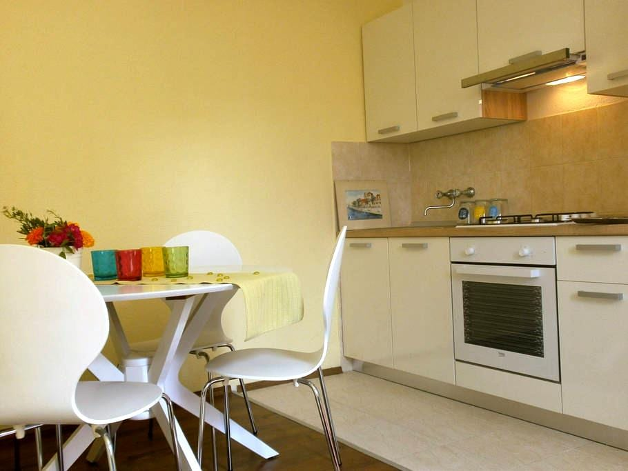 Family Apartment&private Terrace - Marina - Appartement