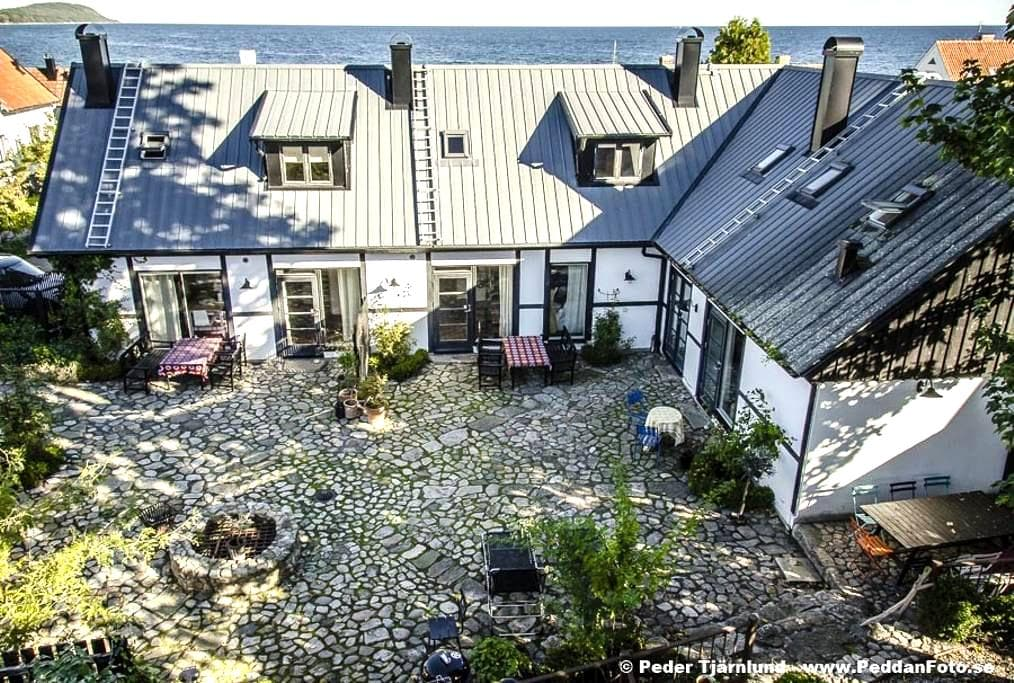 Exclusive flats in fishing village - Simrishamn - Apartamento