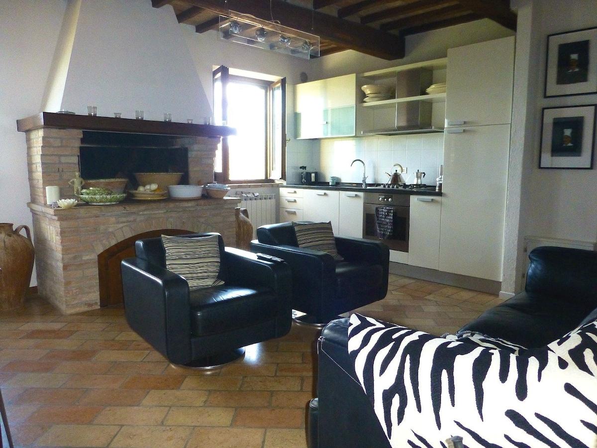 Village Living - San Bartolomeo apt