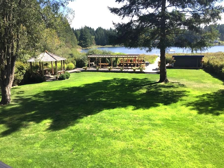 Nanaimo Lakeside Peace and Tranquility - Lantzville - Talo