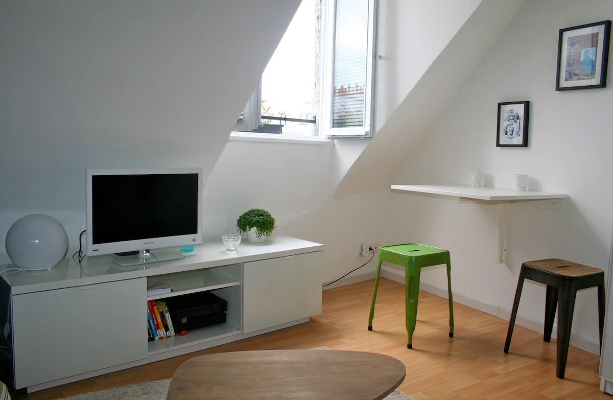 Cosy Apartment Paris 10