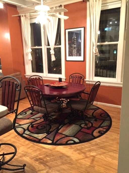 Cozy Downtown Retreat - Atlanta - Apartemen